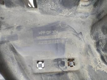 Кожух компрессора пневмоподвески Mercedes W212 2123280286