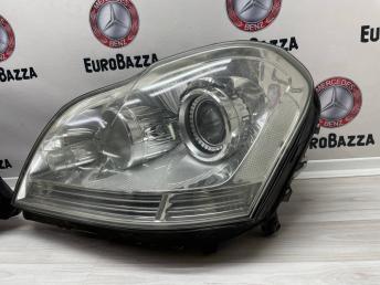 Фары передние ксенон Mercedes X164 GL A1648203361