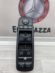 Блок управления стеклоподъемниками  Mercedes X164 GL A2518300390