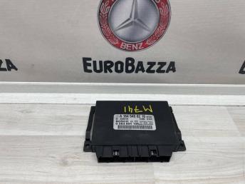 Блок управления парктрониками    Mercedes X164  A1645450216