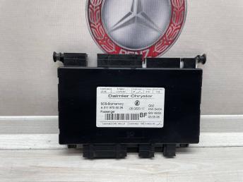 Блок управления сидений   Mercedes X164  A2118705026