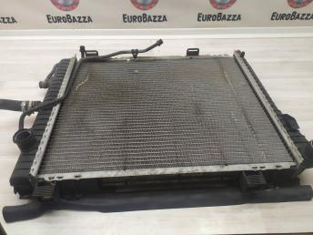 Радиатор основной Mercedes W208 2025005203