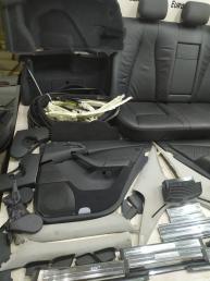 Салон Mercedes W220