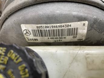 Вакуумный усилитель тормозов Mercedes W210 A0054304330