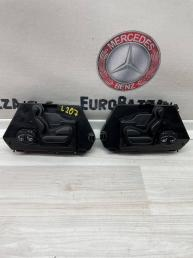 Блок управления сидением Mercedes W220 A2208215079