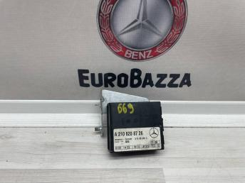 Блок управления защиты от буксировки  Mercedes W210 A2108208726