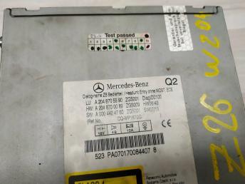 Команд Mercedes W204 2048705590