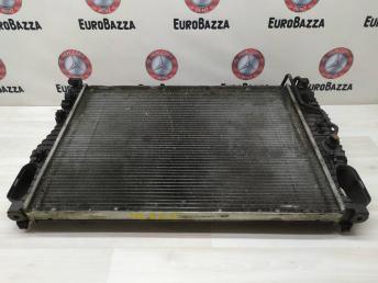 Радиатор основной Mercedes W211 2115003202