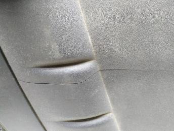 Крышка двигателя Mercedes W211 6460161124