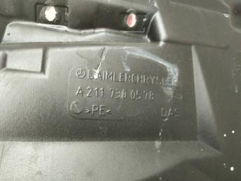 Шумоизоляция двери задней правой Mercedes W211 2117300578