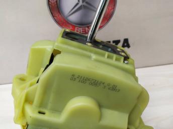 Селектор АКПП Mercedes W211 2112673124