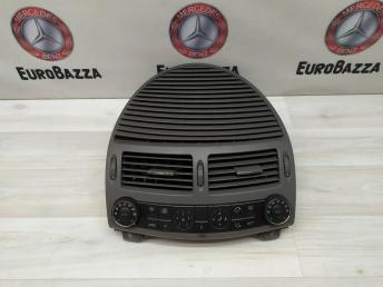 Блок управления климат-контролем Mercedes W211 2118300385
