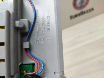 Плафон освещения салона Mercedes W211 2118203701