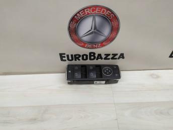 Блок управления стеклоподъемниками Mercedes W204 2048703458