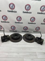 Задняя тормозная система Mercedes W208 0014203583