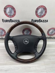 Руль Mercedes W220 2204600503