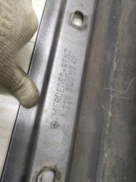 Накладка порога пластиковая Mercedes W220 2205201122