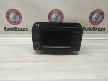 Магнитола Mercedes W220 2208271442