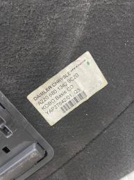 Обшивка пола багажника  Mercedes W220 A2206801342