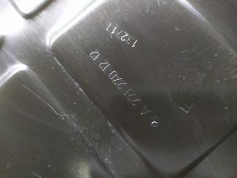 Поддон АКПП Mercedes 772.9 2212701212