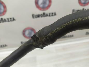 Патрубок радиатора нижний Mercedes W219 2115001972