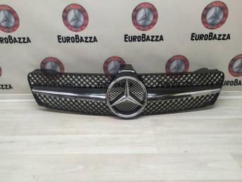 Решетка радиатора Mercedes W219 AMG 2198801583