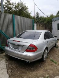 Разбор Mercedes W211 4MATIC