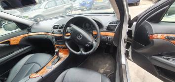 Разбор Mercedes W211
