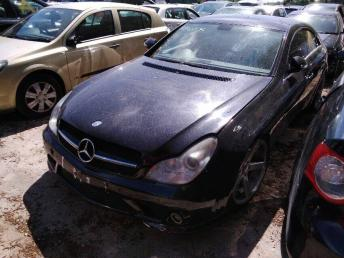 Разбор Mercedes W219