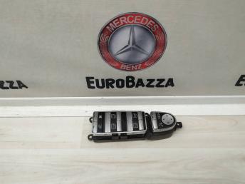 Блок управления стеклоподъемниками Mercedes W221 2218213851