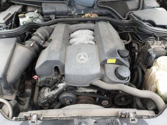Разбор Mercedes W210 Wagon
