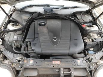 Разбор Mercedes W203