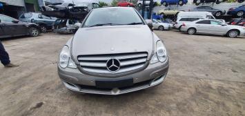 Разбор Mercedes W251