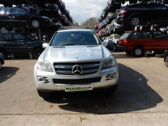 Разбор Mercedes W164
