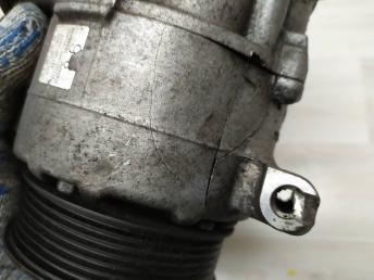 Компрессор кондиционера Mercedes W219 0012308611