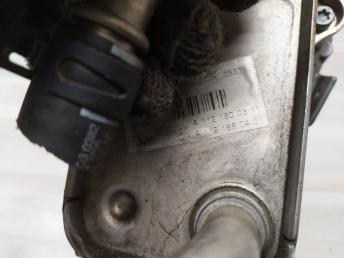 Радиатор масляный Mercedes М112 1121800311