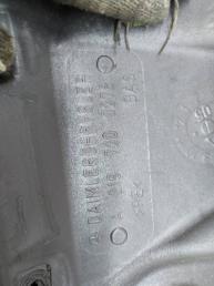 Шумоизоляция двери Mercedes W219 CLS 2197300178