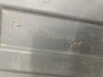 Защита днища Mercedes W211 2116192138