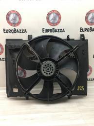 Вентилятор основного радиатора Mercedes W208 0015002393