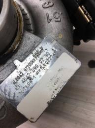 Турбонагнетатель Mercedes Om642 6420900280