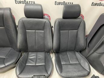Салон Mercedes W210