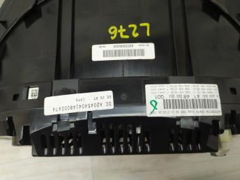 Панель приборов Mercedes W204 2045404148