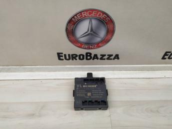 Блок управления двери передний левый Mercedes W204 2048207385