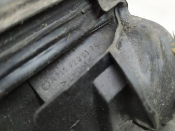 Накладка двери внутренняя Mercedes W215 2157200224