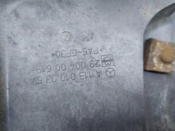 Крышка двигателя декоративная Mercedes W215 1130100367
