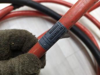 Высоковольтный кабель Mercedes W215 2155400030