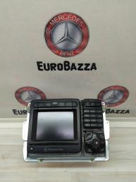 Команд Mercedes W215 2208204089