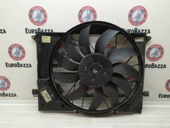 Вентилятор основного радиатора Mercedes W215 2155000604
