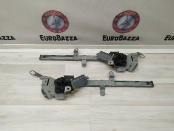 Механизм подачи ремня безопасности Mercedes W209 2098600282