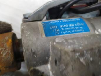 Рулевая колонка Mercedes W209 2094600416